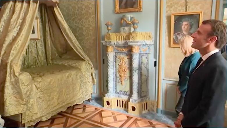Le château de Voltaire, à Ferney Captu111