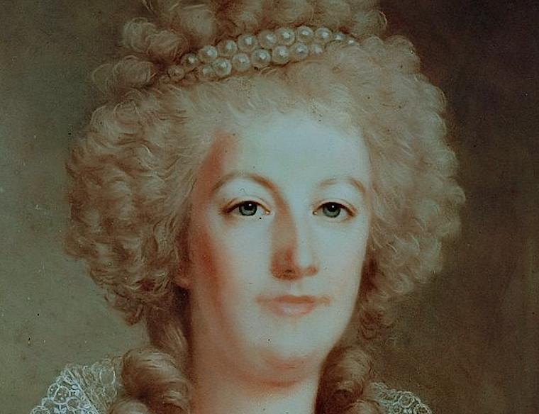 Autres portraits de Marie-Antoinette par Kucharsky Captu112