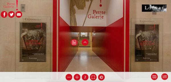 Exposition : Le théâtre du pouvoir. Petite Galerie du Louvre Captu142