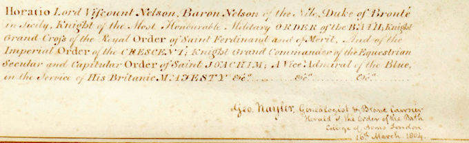 Lord Horatio Nelson, Vice-amiral - Page 3 Captu182
