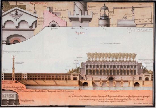 Exposition : Jean-Jacques Lequeu, bâtisseur de fantasmes. Petit Palais, Paris Captu207