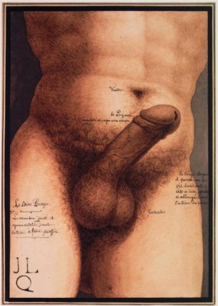 Exposition : Jean-Jacques Lequeu, bâtisseur de fantasmes. Petit Palais, Paris Captu209