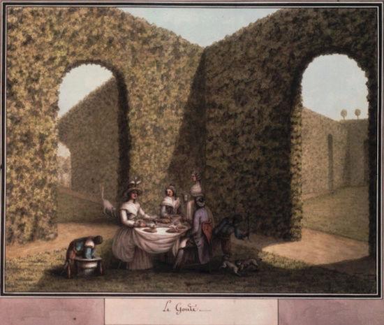 Exposition : Jean-Jacques Lequeu, bâtisseur de fantasmes. Petit Palais, Paris Captu216