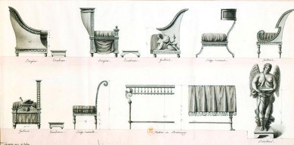 Exposition : Jean-Jacques Lequeu, bâtisseur de fantasmes. Petit Palais, Paris Captu229