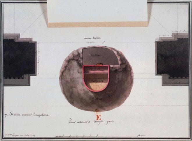 lequeu - Jean-Jacques Lequeu, un architecte qui n'a rien construit ! Captu239