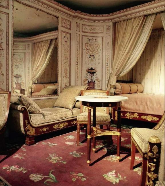 Le boudoir turc de Marie-Antoinette à Fontainebleau - Page 4 Captu370