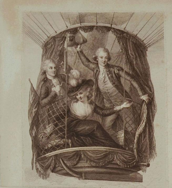 La conquête de l'espace au XVIIIe siècle, les premiers ballons et montgolfières !  - Page 7 Captu374