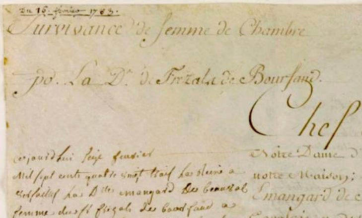 Maison et dames du Palais de la reine Marie-Antoinette - Page 7 Captu379