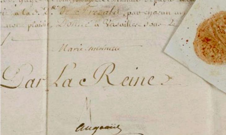 Maison et dames du Palais de la reine Marie-Antoinette - Page 7 Captu380