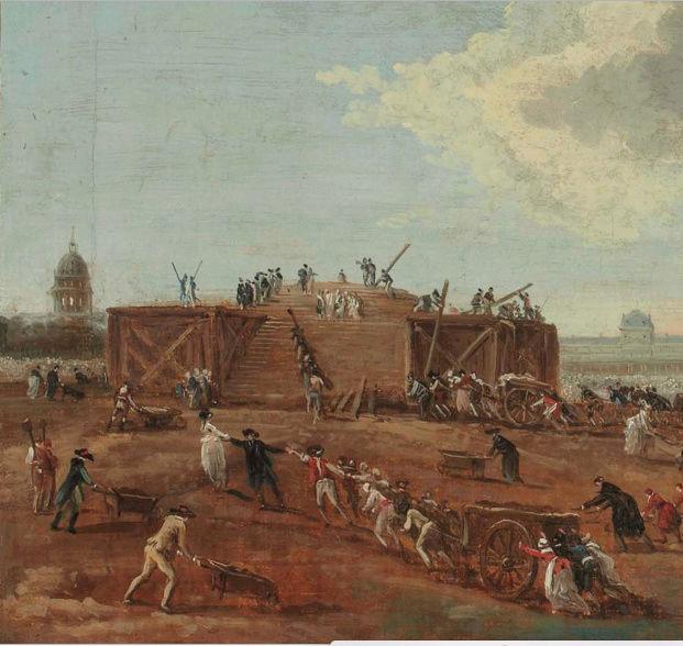 fédération - La Fête de la Fédération (14 juillet 1790)  Captu403