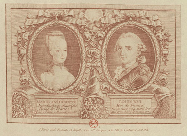 Le mariage de Louis XVI et Marie-Antoinette  - Page 11 Captu411