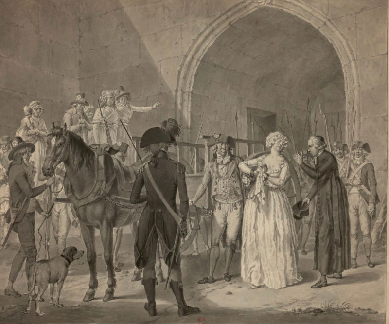16 octobre - L'exécution de Marie-Antoinette le 16 octobre 1793 - Page 5 Captu423