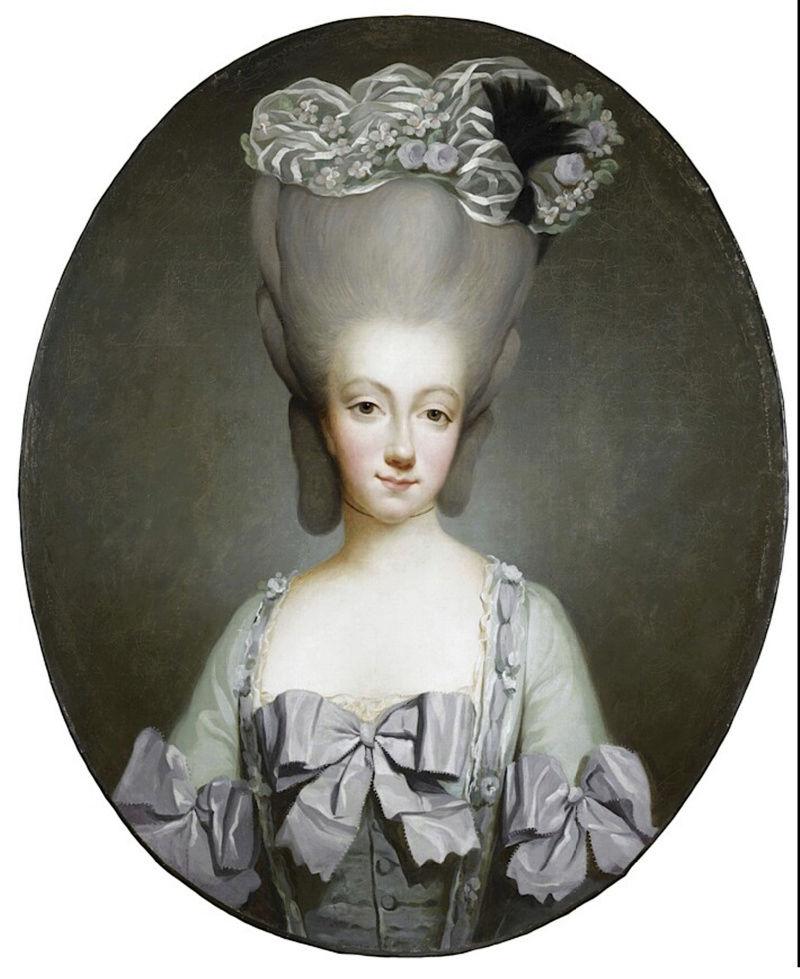 Marie-Thérèse de Savoie, comtesse d'Artois - Page 2 Captu454