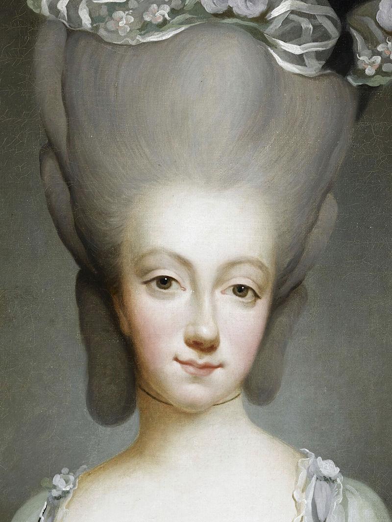 Marie-Thérèse de Savoie, comtesse d'Artois - Page 2 Captu455