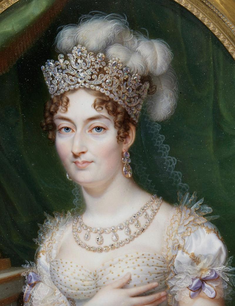 Portraits de Madame Royale, duchesse d'Angoulême - Page 5 Captu456