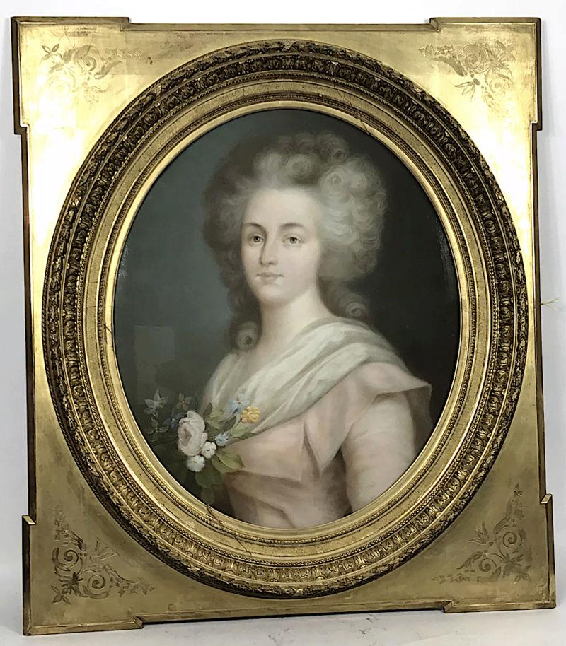 Madame Élisabeth, sœur  de Louis XVI - Page 7 Captu467