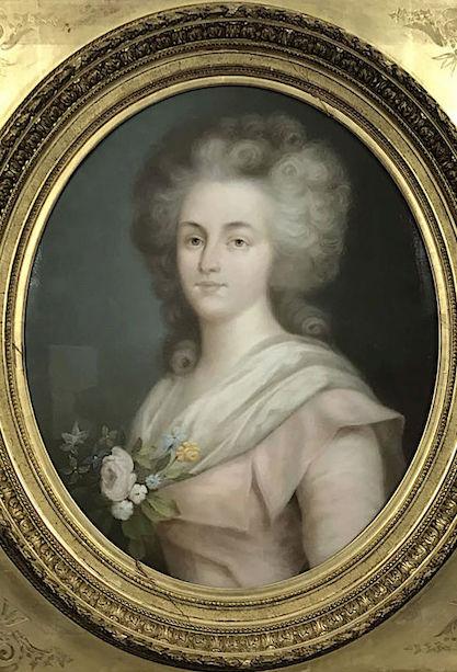 Madame Élisabeth, sœur  de Louis XVI - Page 7 Captu468