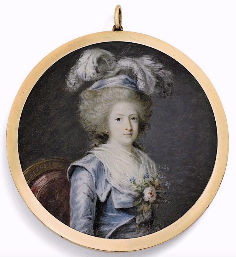 Madame Élisabeth, sœur  de Louis XVI - Page 7 Captu470