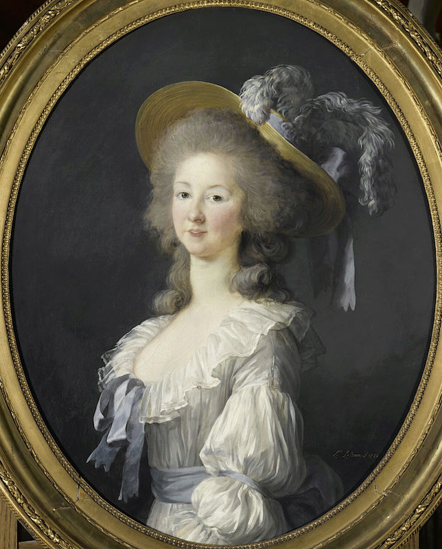 Portraits de la princesse de Lamballe - Page 10 Captu471
