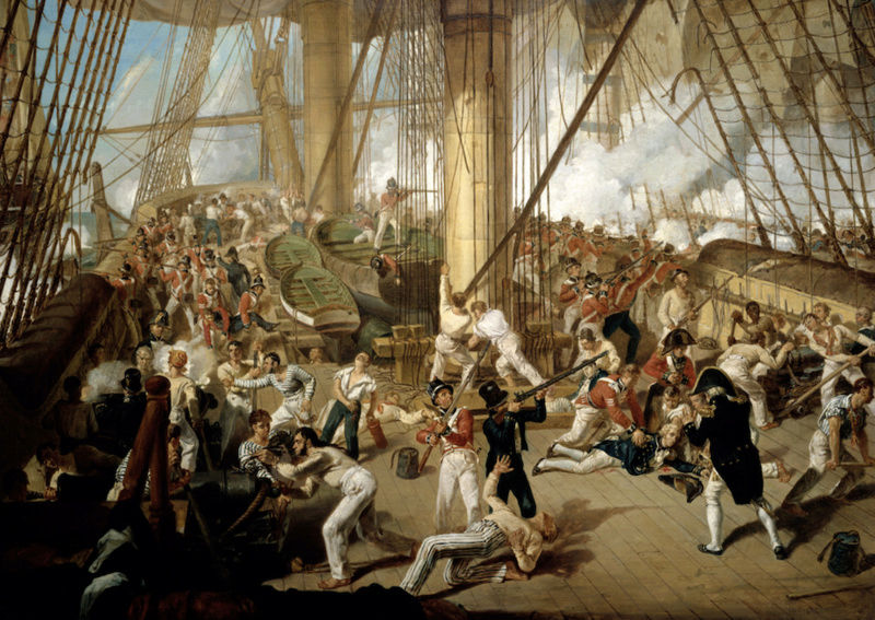 Lord Horatio Nelson, Vice-amiral - Page 3 Captu481