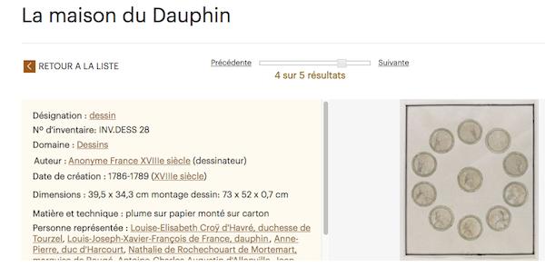 Maison du dauphin Louis-Joseph, 1786-1789  ?  - Page 2 Captur28