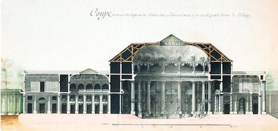 Exposition : Jean-Jacques Lequeu, bâtisseur de fantasmes. Petit Palais, Paris Captur46