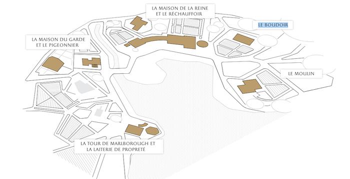 Numérisation 3D et visite virtuelle du hameau de Marie-Antoinette Captur67