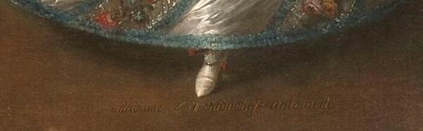 Portraits de Marie-Antoinette, enfant et jeune archiduchesse - Page 6 Captur70