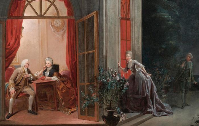 Le mariage, au XVIIIe siècle  - Page 6 Captur95