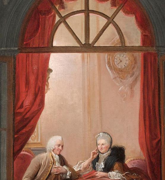 Le mariage, au XVIIIe siècle  - Page 6 Captur96
