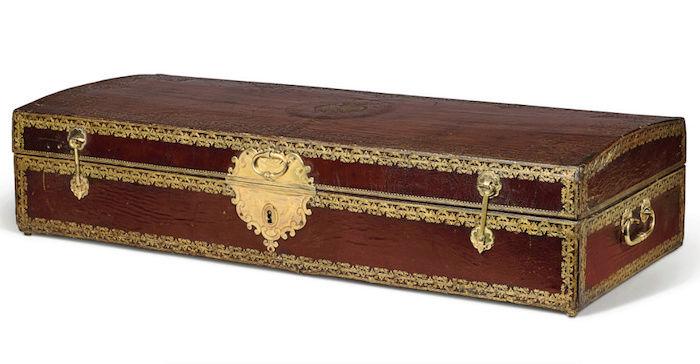 Malles et coffres de voyage de Marie-Antoinette Coffer10