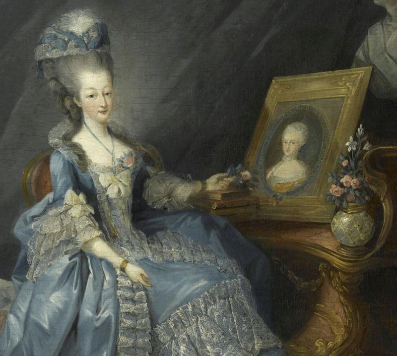 Marie-Thérèse de Savoie, comtesse d'Artois - Page 2 Comtes13