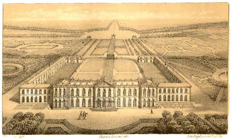 Louis-Jean-Marie de Bourbon, duc de Penthièvre, beau-père de la princesse de Lamballe - Page 2 Crecy210