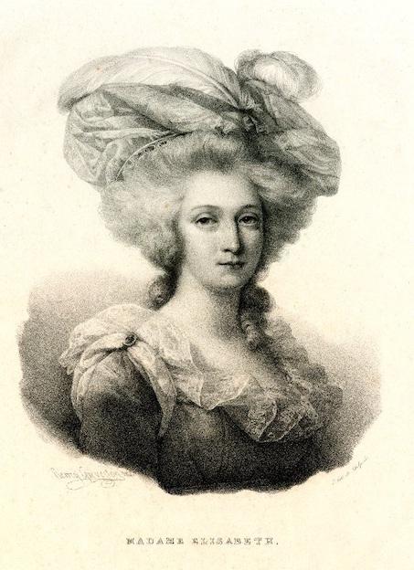Madame Élisabeth, sœur  de Louis XVI - Page 7 Delpec12