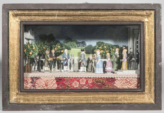 Dioramas et Marie-Antoinette  Dioram15