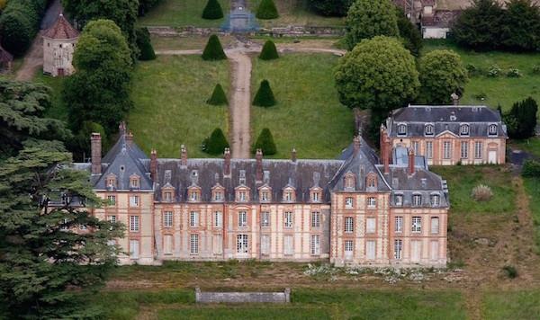 La duchesse Louise-Elisabeth de Tourzel Doc56510