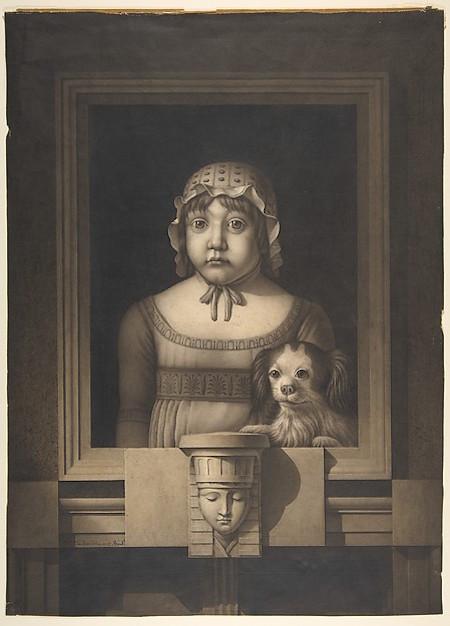 Exposition : Jean-Jacques Lequeu, bâtisseur de fantasmes. Petit Palais, Paris Dp811510