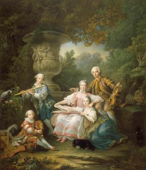La duchesse Louise-Elisabeth de Tourzel Drouai12