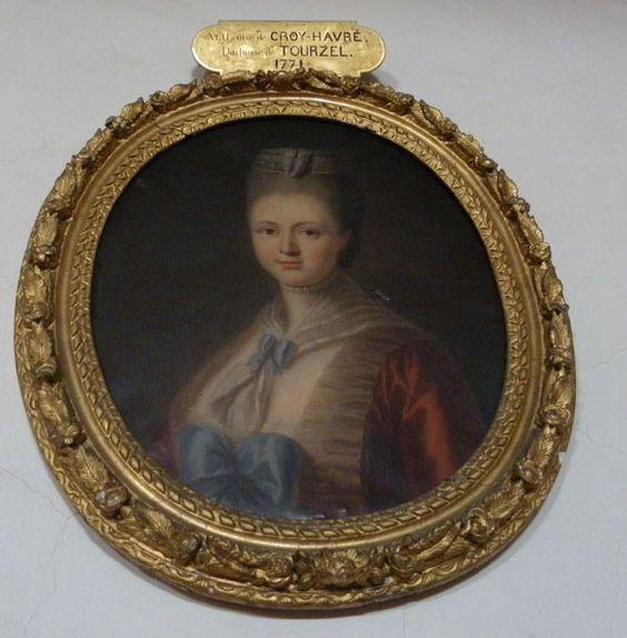 La duchesse Louise-Elisabeth de Tourzel Duches13