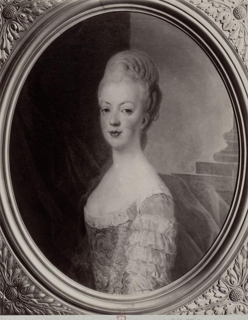 Portraits de Marie-Antoinette par Joseph-Siffred Duplessis Duples11
