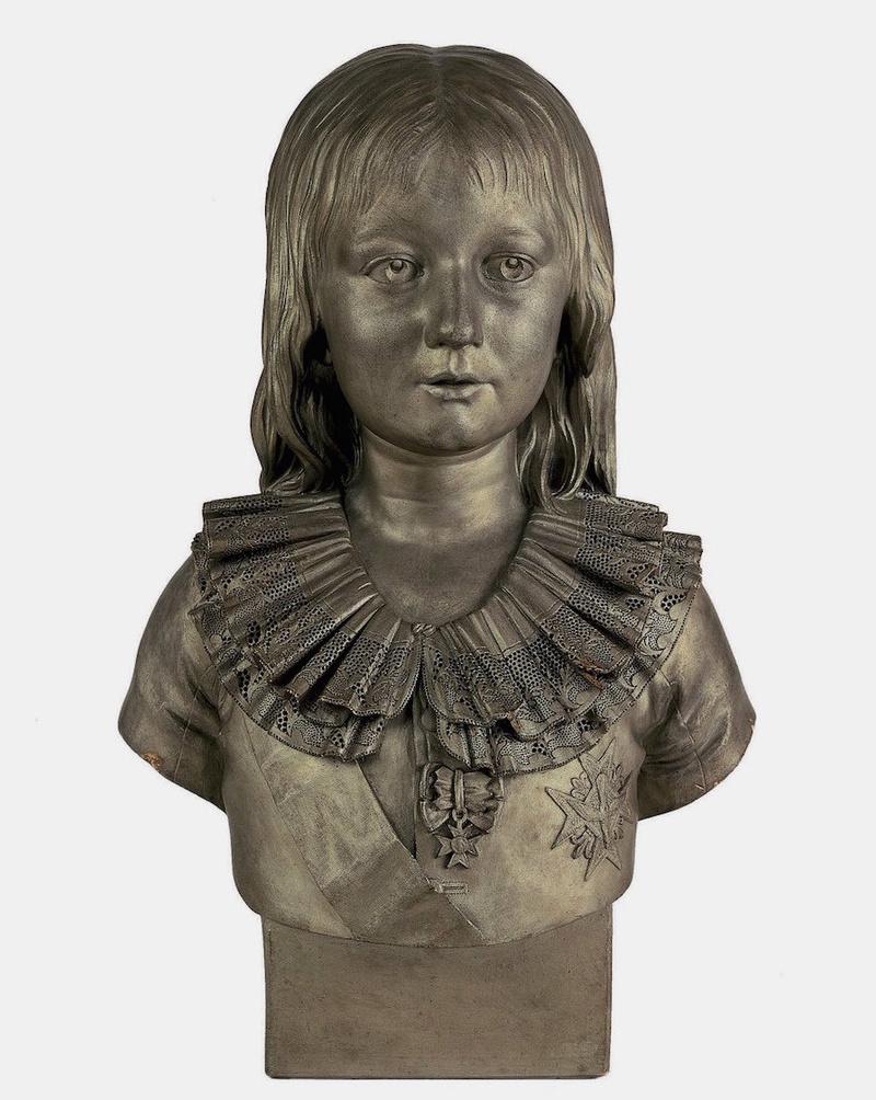 Le physique des enfants de Louis XVI et Marie-Antoinette Dyp4wq11