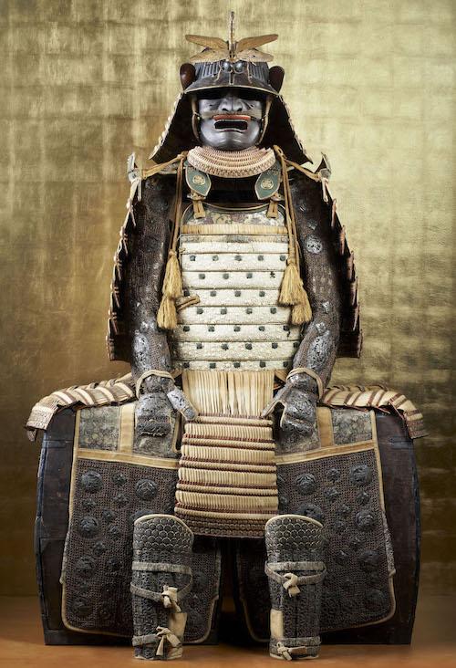 Daimyos, les seigneurs de la guerre au Japon - Exposition au Musée Guimet Expo-d10