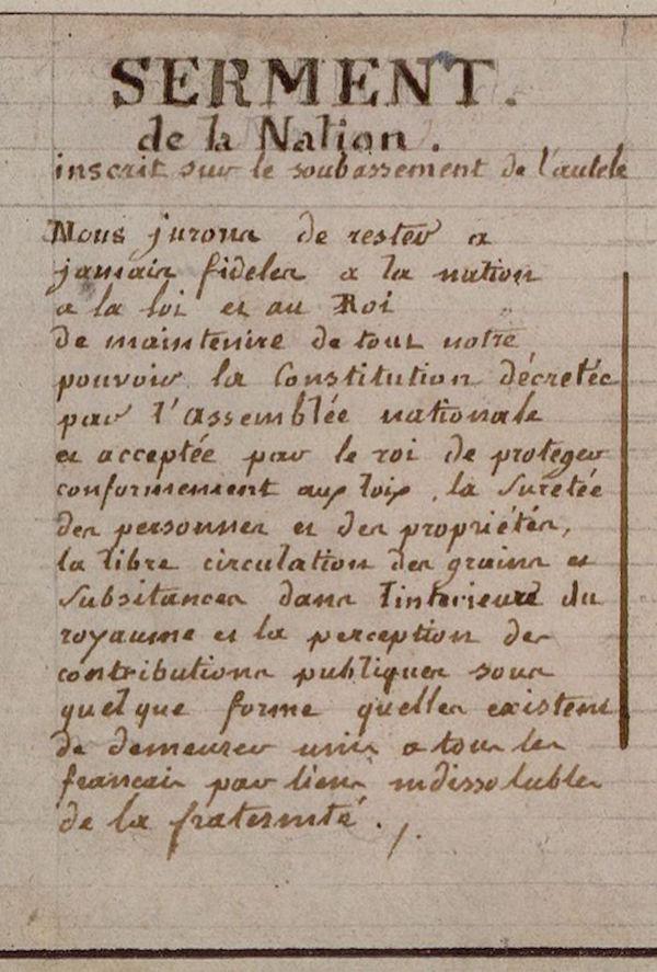 fédération - La Fête de la Fédération (14 juillet 1790)  Export21