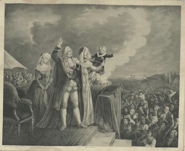 fédération - La Fête de la Fédération (14 juillet 1790)  Feite_10