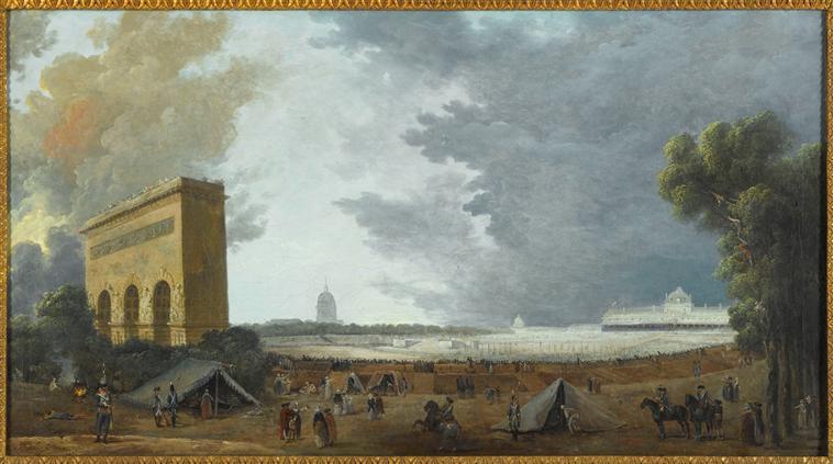fédération - La Fête de la Fédération (14 juillet 1790)  Fete_f12