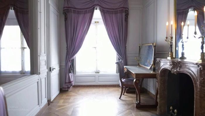 Le boudoir turc de Marie-Antoinette à Fontainebleau - Page 4 Garde_11