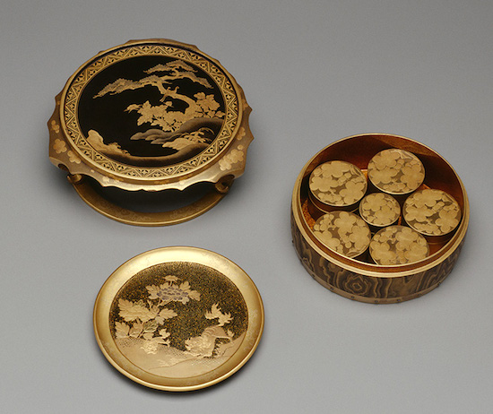 Exposition au Getty Center : Marie-Antoinette's Japanese Lacquer, Treasure from Versailles Gm_36914