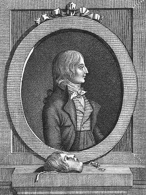 Madame de Tourzel, le corps et la sépulture de Louis XVII Hervag11