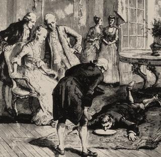 Le marquis de Puységur : magnétisme et hypnose au XVIIIe siècle Hipnot10