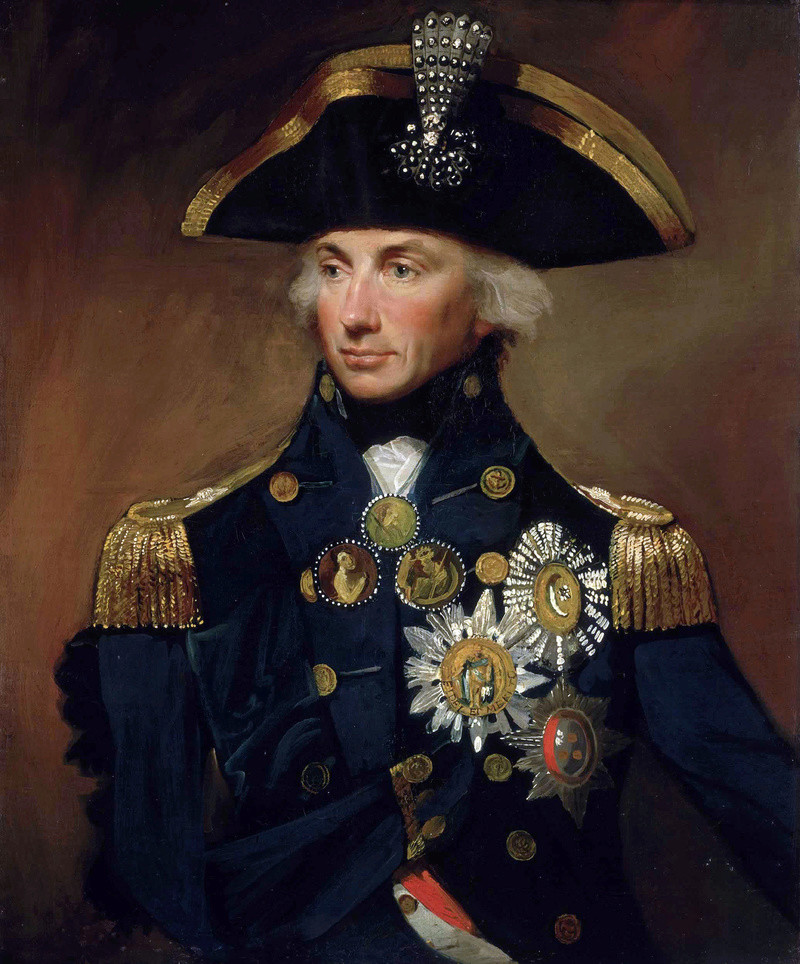 Lord Horatio Nelson, Vice-amiral - Page 3 Horati10